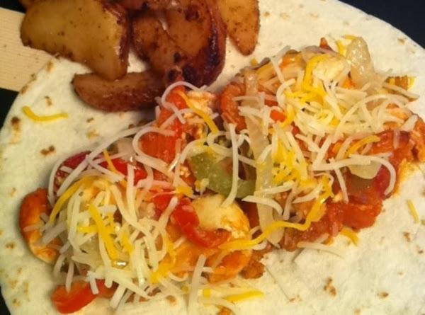 Chicken Fajitas In Salsa Recipe