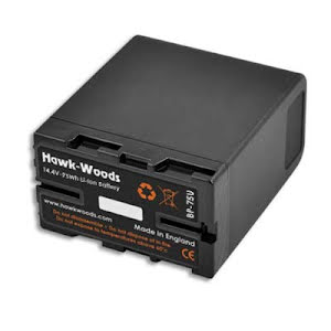 BP 75W Battery Pack (Sony BP-U Type) - HawkWoods