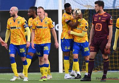 Pro League : STVV se rapproche du maintien