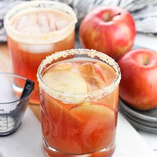 Cranberry Apple Margarita.
