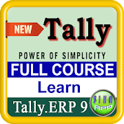 Tally ERP9 Full Course (Original) with GST