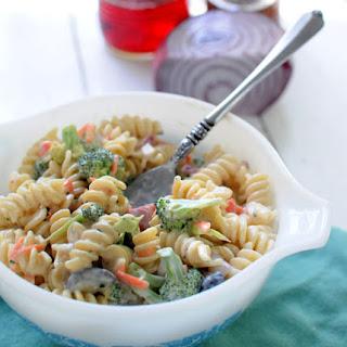 Rotini Salad Mayonnaise Recipes.
