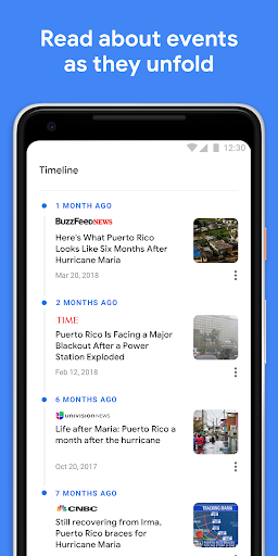 Google News 5.2.0 screenshots 3