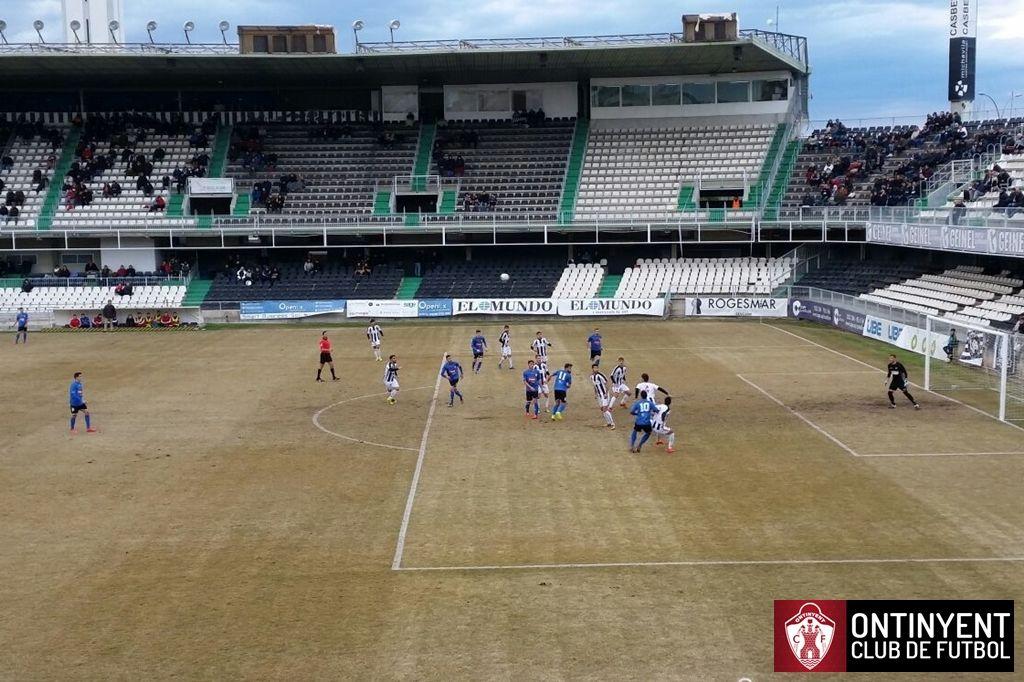 CD Castellón - Ontinyent CF