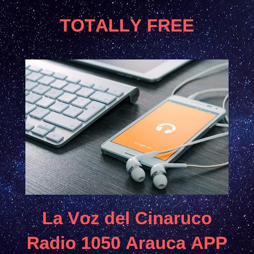 La Voz del Cinaruco Radio 1050 Arauca APP FREE ss2
