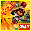CHEAT LEGO NEXO KNIGHTS