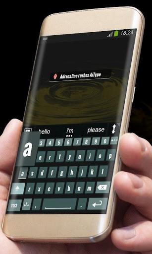 玩免費個人化APP|下載肾上腺素奔涌 AiType 皮肤Pífū app不用錢|硬是要APP