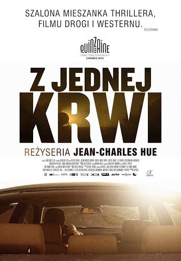 Polski plakat filmu 'Z Jednej Krwi'