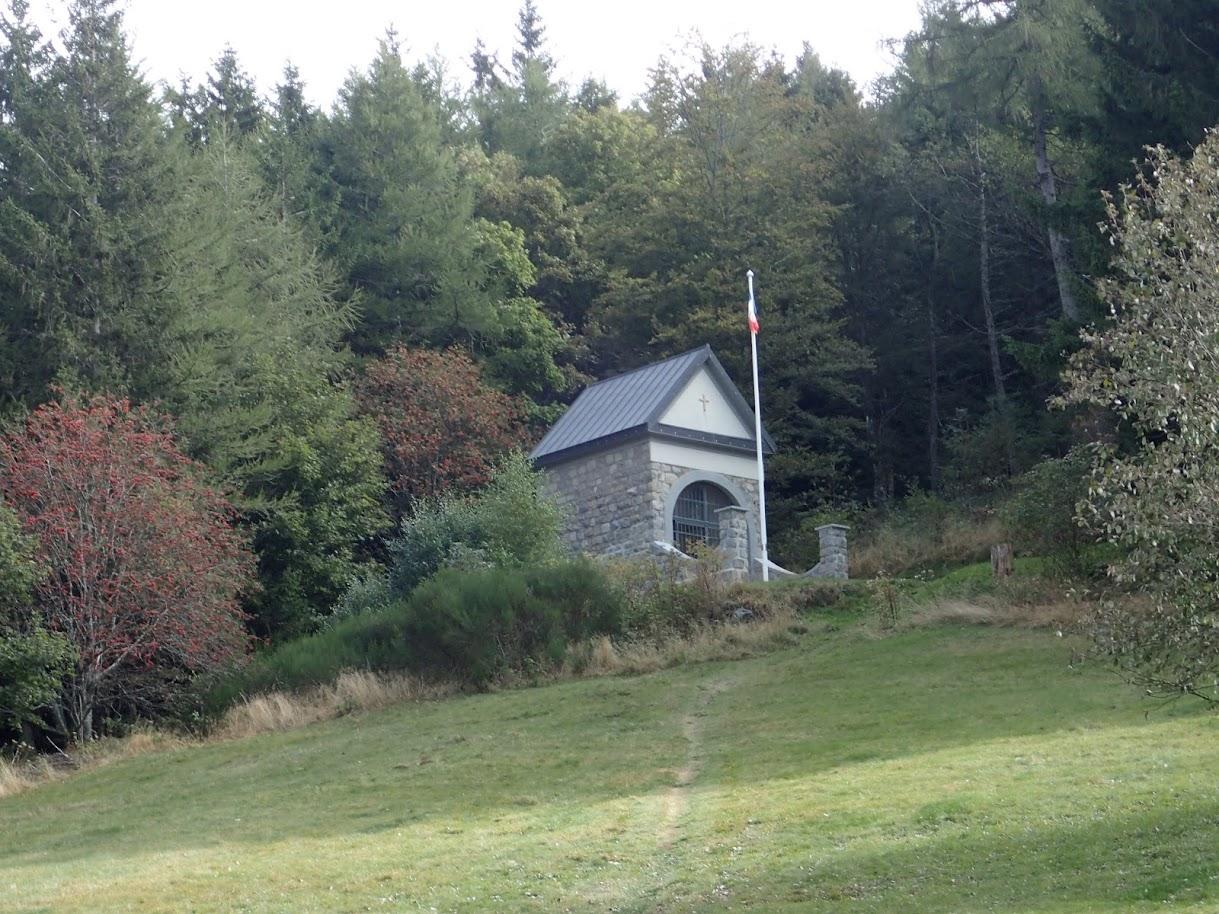 La Chapelle du Sudel au col de Firstacker