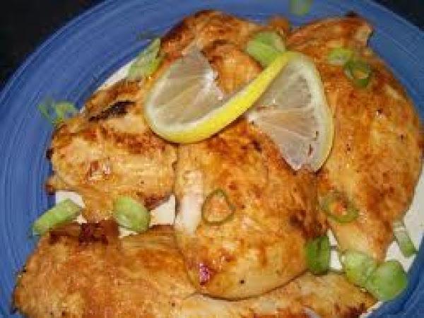 Chinese Lemonade Chicken Recipe