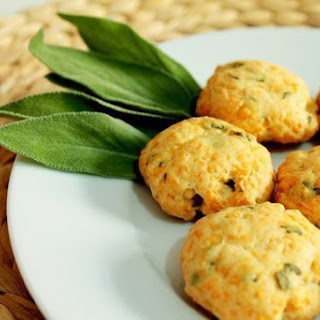 Cheese Biscuits With Sage