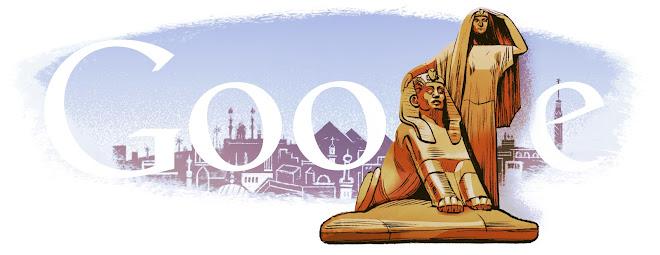 121e anniversaire de la naissance de Mahmoud Mokhtar