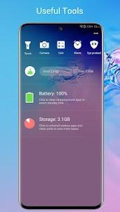 SO S20 Launcher for Galaxy S,S10/S9/S8 Theme v2.2 (Premium) 4