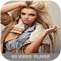 UX Video Player icon