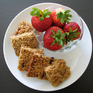 Great Granola Bar Recipe - 7 Points+