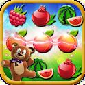 Fruit Crush Mania - Match 3 icon