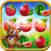 Fruit Crush Mania - Match 3
