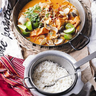 Thai Fish Curry Recipes