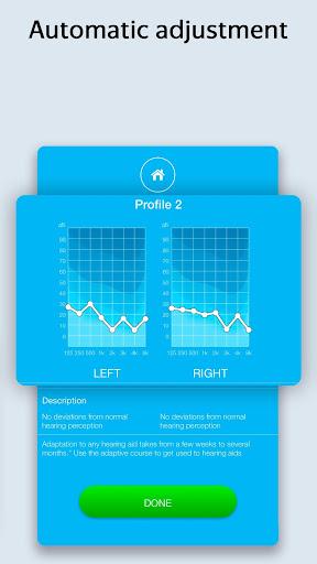 Petralex Hearing Aid App 3.5.5 screenshots 5