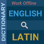 English : Latin Dictionary