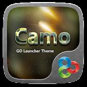 (FREE) Camo GO Launcher Theme