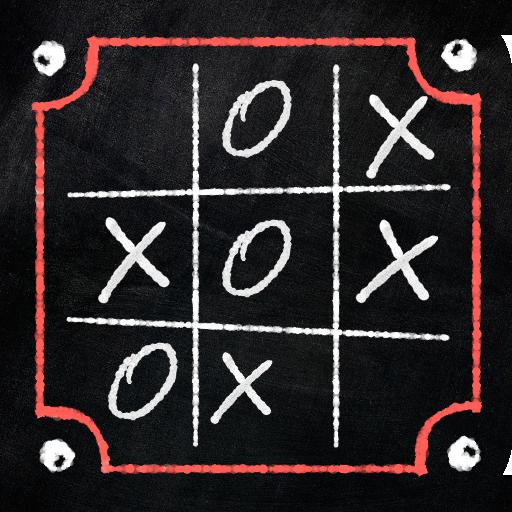 三目並べ (五目並べ) 棋類遊戲 App LOGO-APP試玩