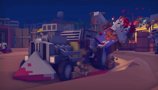 PixelGun unturned: survival screenshot