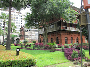 Photo: Year 2 Day 60 - Old Train Station in Yangon #3