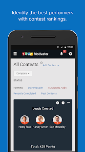 Zoho Motivator- screenshot thumbnail