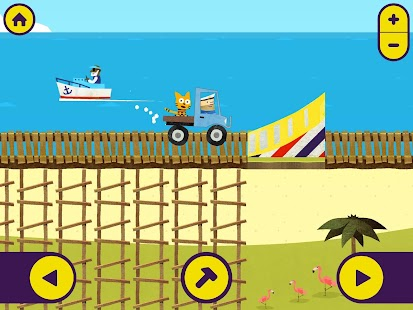 Fiete Cars - Free Kids Racing Game- screenshot thumbnail