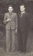 Photo: Žygai Bronius ir Kazimieras. Nuotrauka iš Adelės Gusčiūtės archyvo