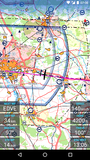 Avia Maps Aeronautical Charts 1.13.0 screenshots 1