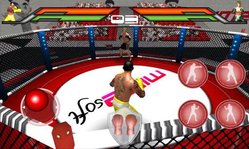 ボクシング3Dファイトゲーム