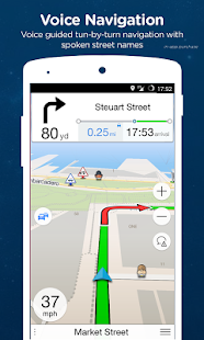 Navmii GPS USA (Navfree)- screenshot thumbnail