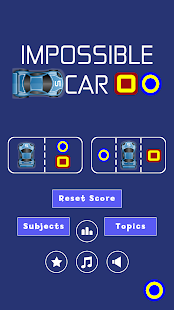 Impossible Car with Math Trivia - náhled