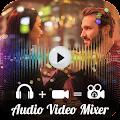 Audio Video Mixer Video Cutter video to mp3 app