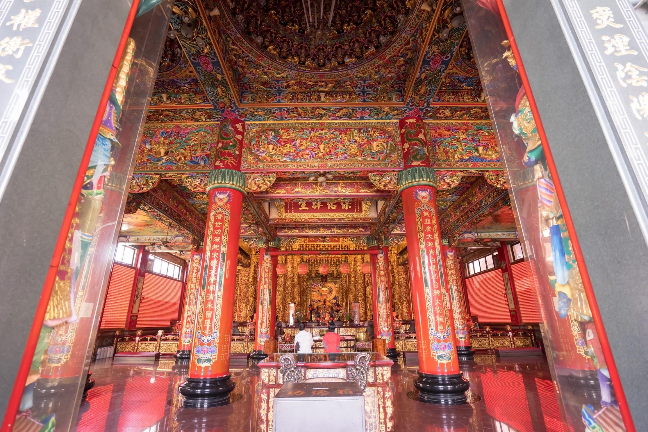 Kaohsiung Lotus Pond Cih Ji Palace2