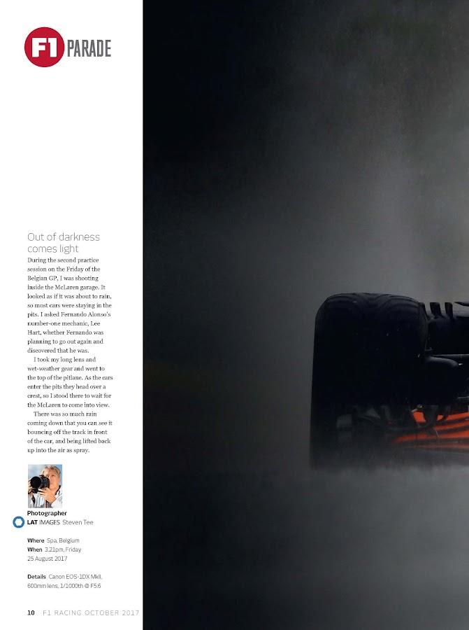 F1 Racing- screenshot