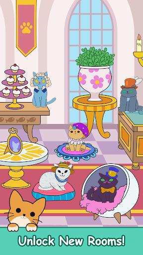 Cats Tower - Merge Kittens 2 2.18 screenshots 5