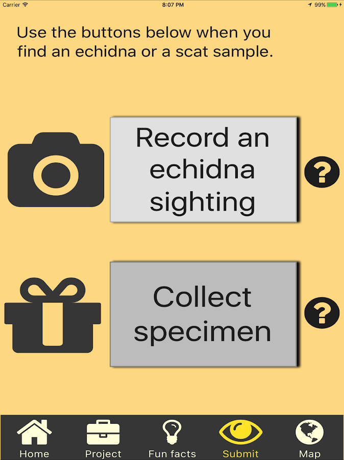 Echidna CSI: Conservation Science Initiative- screenshot