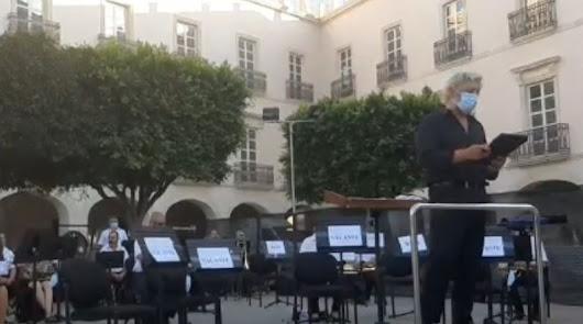 """La Banda Municipal se 'planta' en protesta por la """"mutilación"""" de músicos"""