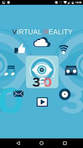 3D VR virtual reality glasses. screenshot 0