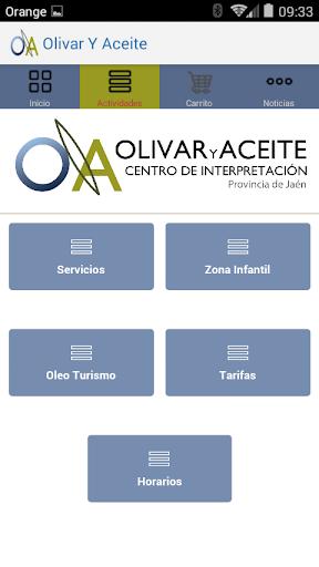Centro del Olivar - Úbeda