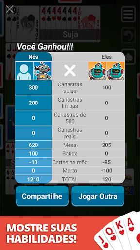 Buraco Jogatina: Jogo de Cartas Gru00e1tis 1.7.2 screenshots 8