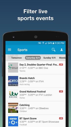 TV-Guide UK (free) screenshot 5