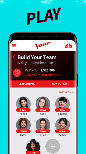 The Voice Official App on NBC screenshot 4
