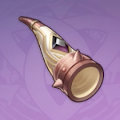 黒晶の角笛