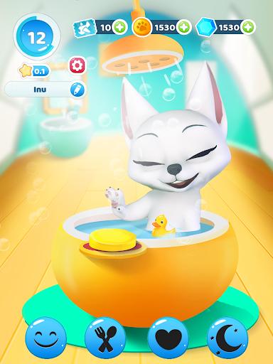 Inu the cute Shiba - virtual pup games 6 screenshots 6