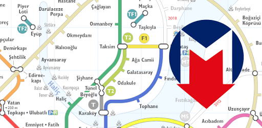 Istanbul Subway Map 2015.Istanbul Metro Map Free Apps On Google Play