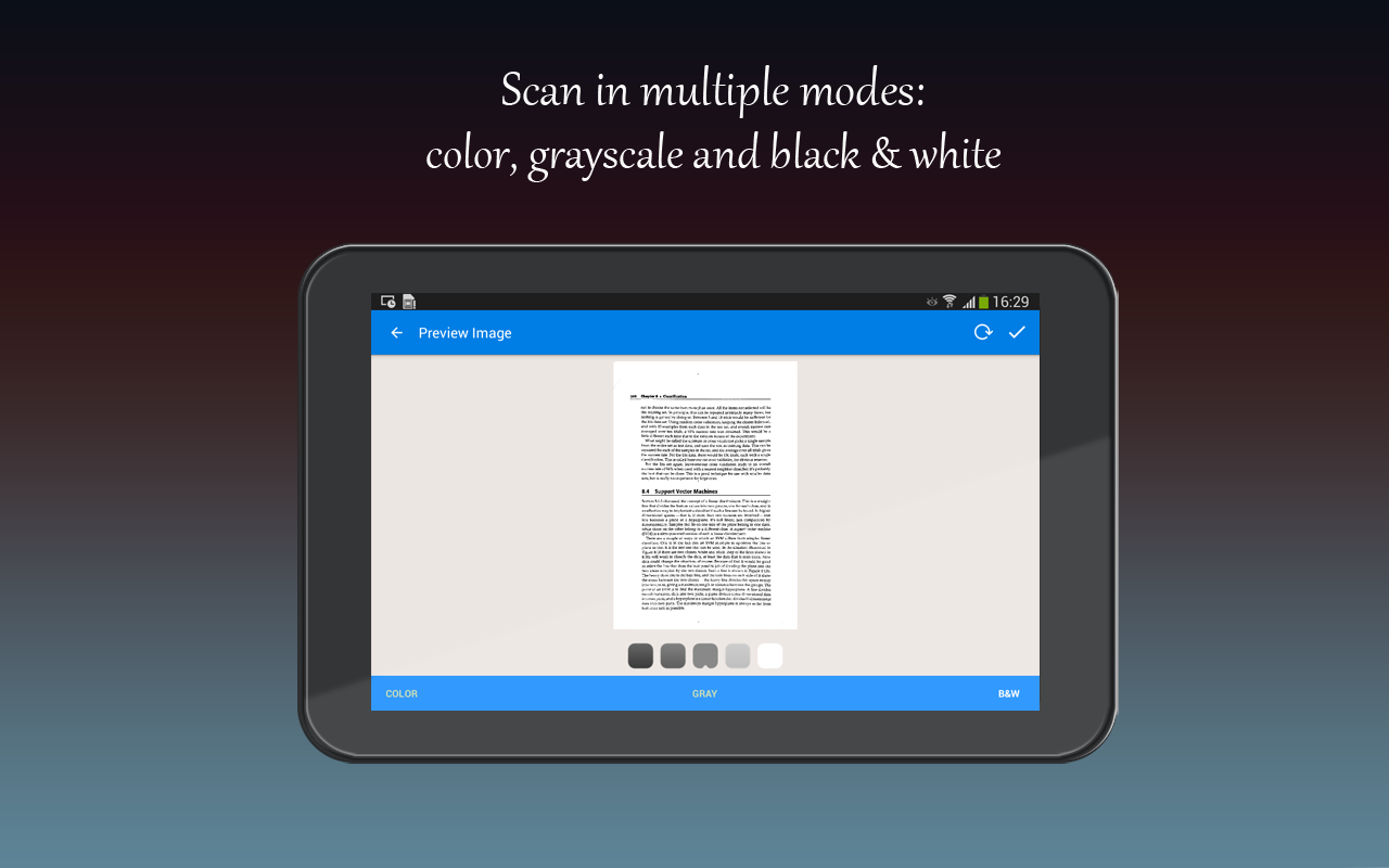 Fast Scanner : Free PDF Scan- screenshot